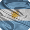 Argentina Flag Pack 2 LWP icon