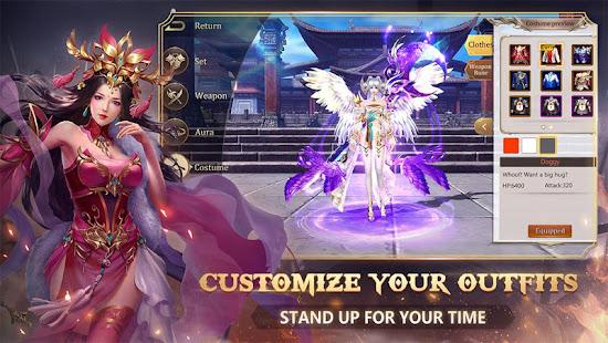 Hack Game Dynasty Blade 2: ROTK Infinity Glory apk free