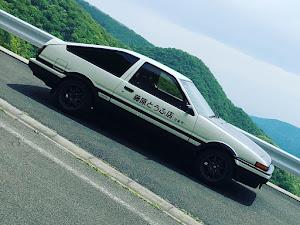 スプリンタートレノ AE86 AE86 GT-APEX 58年式のカスタム事例画像 lemoned_ae86さんの2018年05月13日16:15の投稿