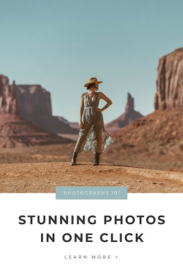 Photography 101 - Pinterest Pin template