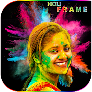Holi Photo  Editor - Holi Photo Frame Maker