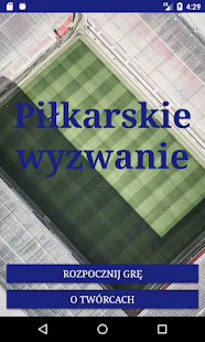 Piłkarskie wyzwanie - náhled