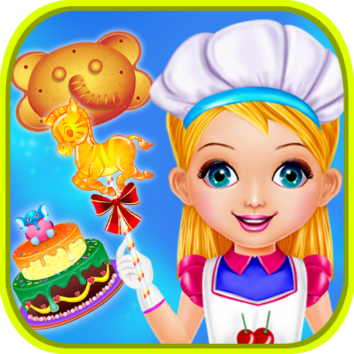 Cook Sweet Cookies for Girls (game)