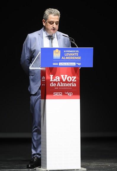 José Miguel García, maestro alfarero de Sorbas, Premio Gente.