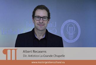 Photo: Albert Recasens (Módulo AAEE)