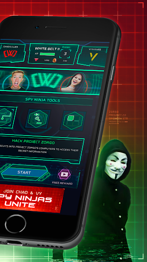 Spy Ninja Network - Chad & Vy android2mod screenshots 2