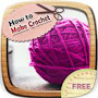 Crochet Knitting Stitches APK icon