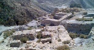 Yacimiento de Fuente Álamo, en Cuevas del Almanzora.