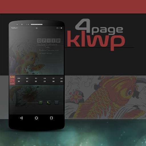 Klwp theme Carpa