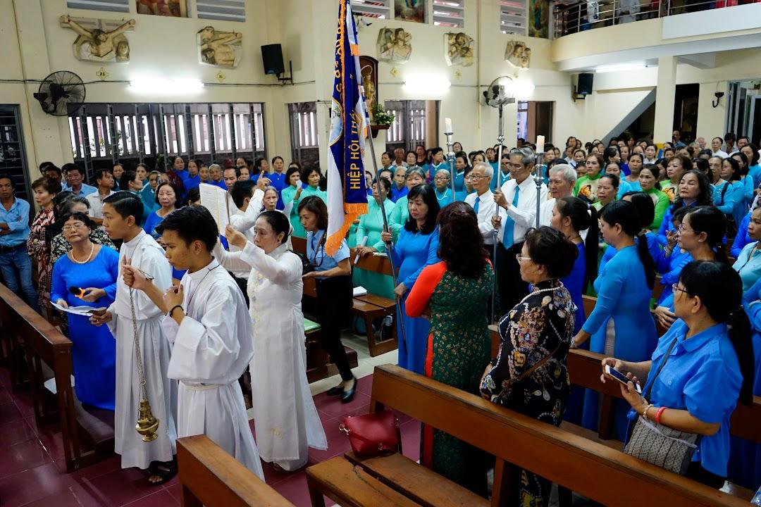 Hiệp Hội Thánh Mẫu Việt Nam : Mừng kính Đức Mẹ Vô Nhiễm Nguyên tội - Ảnh minh hoạ 9