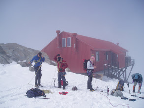 Photo: About to head off from Plateau.