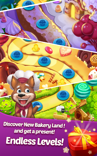 Tasty Magic: Match 3 Sweet Puzzle for Dessert 1.0.30 2