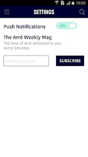 Arre- screenshot thumbnail