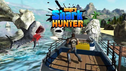 Angry Shark Hunter apktram screenshots 1