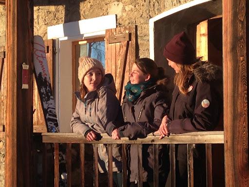 Dauphine, Anne-Claire et Anaïs vont courir le semi de Paris 2015 au profit de L'Arche à Paris