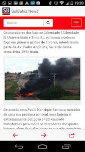 Sul Bahia News screenshot 3