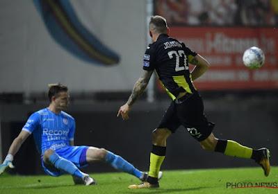 Aurélien Joachim blij dat hij na twee maanden nog eens kon spelen voor Lierse