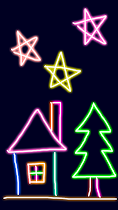 Neon Blink Draw - screenshot thumbnail 01