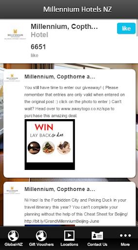 Millennium Hotels NZ
