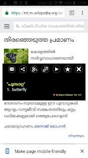 Malayalam Dictionary Pro - náhled