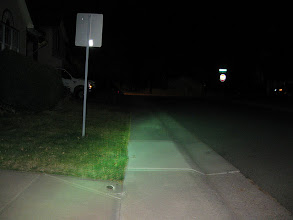 Photo: HID Low Beam Effect