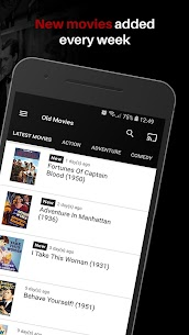Old Movies – Oldies but Goldies App Download For Android 2