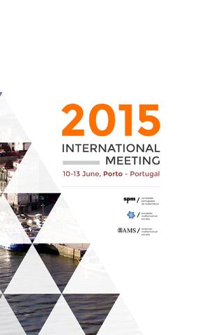 AMS-EMS-SPM Meeting - Porto 15