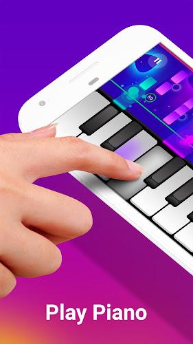 Piano Crush - Keyboard Games Android App Screenshot