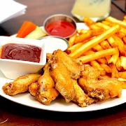 Chicken Wings N' Fries