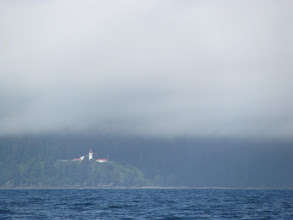 Photo: Bonilla Point lighthouse
