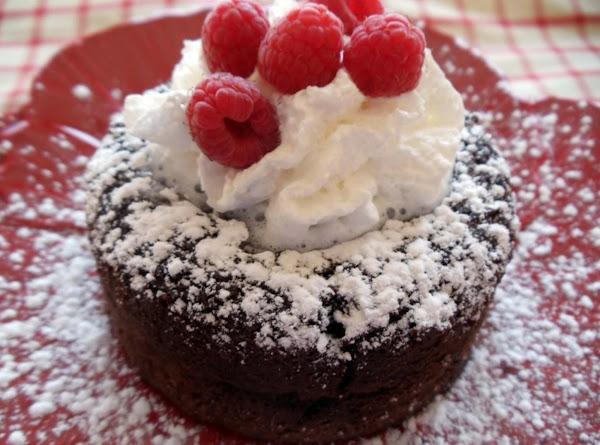 Chocolate Molten Cakes Recipe