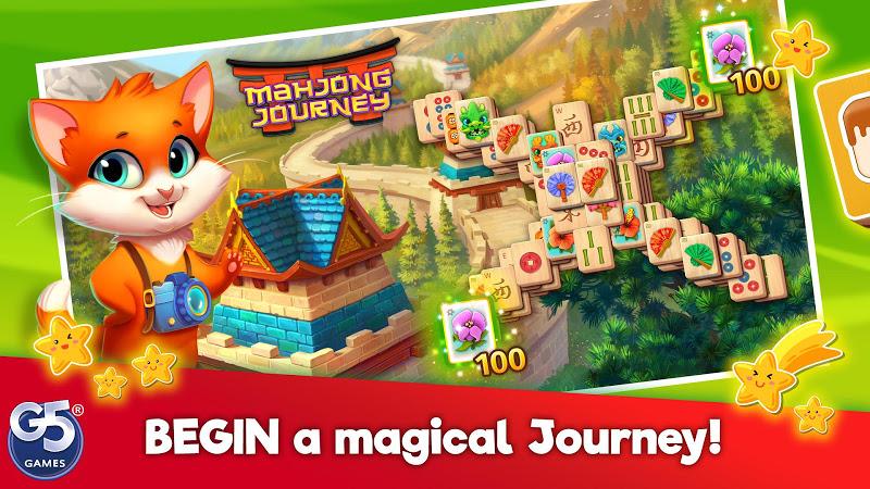 Mahjong Journey: A Tile Match Adventure Quest Screenshot 12
