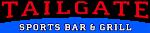 Logo for Tailgate Sportsbar