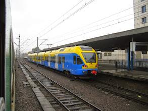 Photo: Katowice: EN75-003 ( 214 0012-7) przyjechał jako 90022 z Tych Miasto, odjedzie jako 90023 również do Tych Miasto