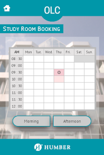 Humber Room Booking