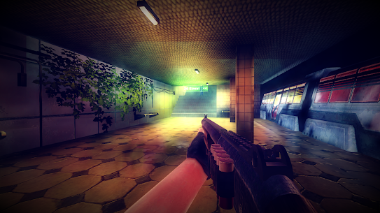 Cyber Retro punk 2069 | Offline Cyberpunk Shooter Apk Download For Android 8