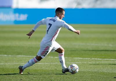 🎥 La presse espagnole pas tendre Eden Hazard après sa sortie sur blessure