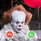 Pennywise Fake call scary clown