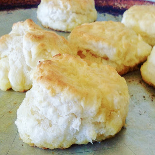 Perfect Southern Buttermilk Biscuits.