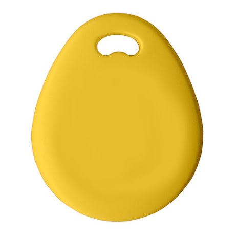 Nyckelbricka Basic EM4200, gul