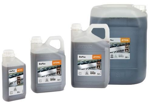 Risultati immagini per olio catena bioplus 5 litri
