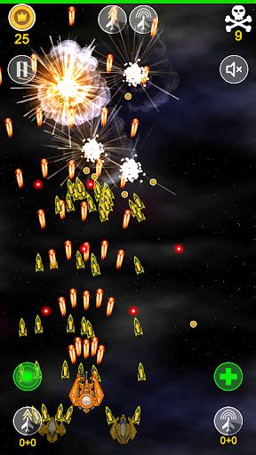 Télécharger gratuit Aircraft Warriors Arcade Shoot Em Up APK MOD 2