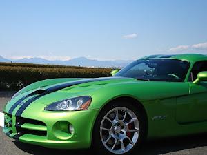 バイパー  2008年式 Dodge Viper SRT10のカスタム事例画像 こ~じ@8400さんの2020年04月11日14:22の投稿
