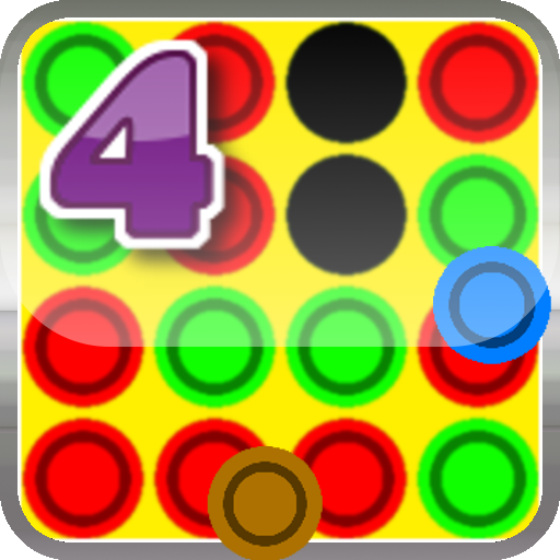Connect Four in Row Pro (game)