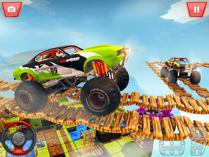 Mountain Truck Stunt 2020: Impossible Climb Master for PC-Windows 7,8,10 and Mac apk screenshot 9