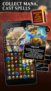 Magic: The Gathering - Puzzle Quest- screenshot thumbnail