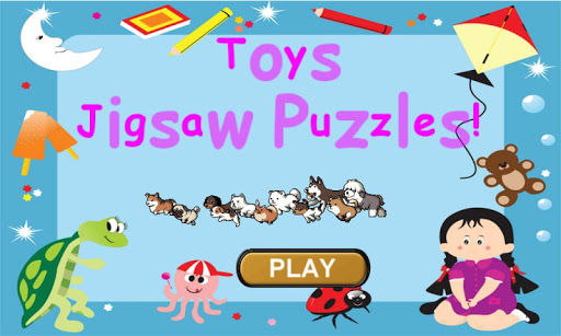 Toys Jigsaw Puzzles for free