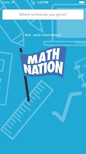 Math Nation- screenshot thumbnail