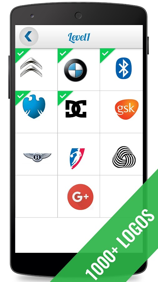 Logo Quiz Challenge- screenshot