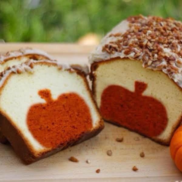 She Knows  Pumpkin Pound Cake Recipe